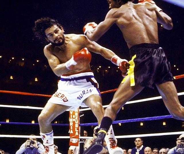 Lightweight champion 1972-79; welterweight champion 1980; junior middleweight champion 1983-84; middleweight champion 1989. Pro record: 103 wins, 70 KOs, 16 losses.