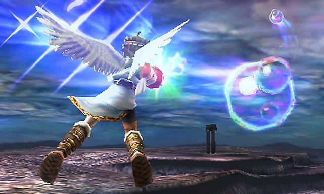 One of the most beloved platform games in video game history gets a dramatic makeover nearly 25 years after the original Kid Icarus was released for the NES. And Nintendo doesn't disappoint, delivering a completely fresh and innovative experience bursting with imagination. Each of the game's chapters -- well more than a dozen -- are split into air (on-rail shooting) and ground (3D platform) sections. An adjustable difficulty tool allows players to make each chapter as hard or as easy as they want; the harder the level, the greater the payoff in hearts, which can be exchanged for weapons and goods that can be fused together in countless combinations. And the one-player adventure is only the tip of Uprising's extraordinary replay value: a multiplayer mode can accommodate up to six players and a series of collectible AR Cards (sold separately) can be scanned into the 3DS for additional content. Some reviews have criticized the difficulty -- particularly the ground sections -- but veteran gamers will recognize the homage to the 1987 original, one of the most difficult games in the NES catalogue.  Score: 10 out of 10