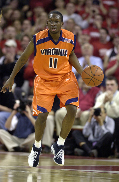 The former McDonald's All-American and Virginia Cavalier was on the verge of making it big, but his career was cut short by a knee injury. Luckily, he still has an awesome name.