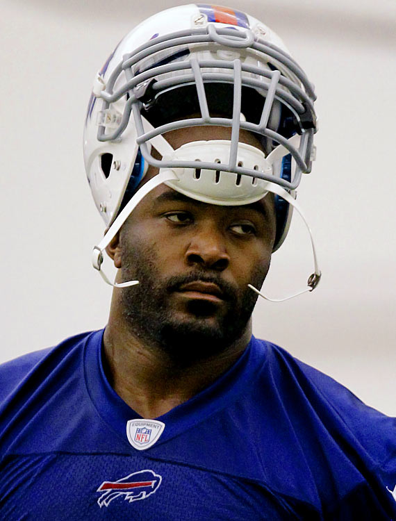 The All-Pro pass rusher shocked the league by signing on March 15 with Buffalo, which will reportedly make Williams the highest paid defensive player in the NFL. Though he missed all but five games in 2011 due to injury, Williams should significantly improve Buffalo's pass rush, which ranked 27th in the league last year with just 29 sacks.