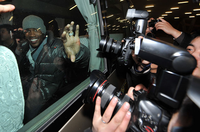 Marbury's 2010 arrival in China came with much fanfare, but not until he landed in Beijing last year did he fully capture the hearts of the people.