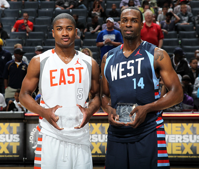Purvis and Muhammad earned co-MVP honors after the 99-95 outcome. Previous Jordan Brand Classic MVPs include Anthony Davis, Kyrie Irving, Kevin Durant and LeBron James.