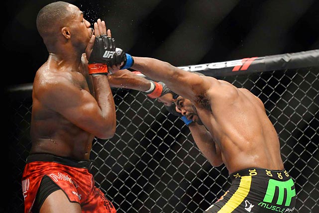 Jon Jones defended his light heavyweight title in a unanimous decision victory over rival Rashad Evans at UFC 145 in Atlanta.