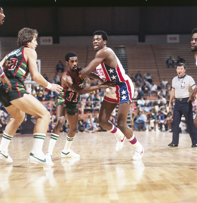 The Nets are leaving New Jersey after this season for a new home in Brooklyn. The franchise -- which played one season as the ABA's New Jersey Americans (1967-68) and nine as the New York Nets (1968-77) -- moved to New Jersey for good ahead of the 1977-78 NBA season.  As residents of the Garden State say farewell to their hometown team, SI looks at some classic photos of the New Jersey Nets.   Bernard King was drafted by the Nets in 1977 with the seventh overall pick. He made an immediate impact, averaging 24 points per game on his way to a spot on the All-Rookie Team.