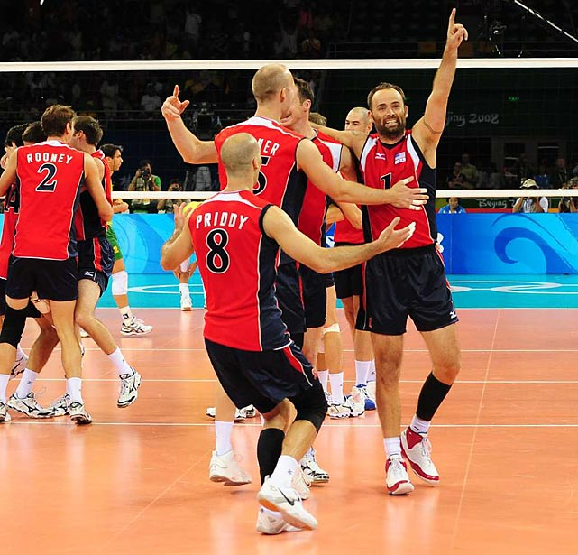"On Aug. 9, the day after the Beijing opening ceremonies, a deranged man attacked and killed U.S. men's volleyball coach Hugh McCutcheon's father-in-law in a random act of violence. In the face of tragedy, his squad, considered an underdog for gold, rallied around their coach. After defeating Serbia and surviving against Russia, the U.S. men dispatched the heavily favored Brazilians to win the U.S.'s first gold since 1988. For McCutcheon, who missed the team's first three games so he could spend time with his wife, the victory was an emotional one. ""It was the best of times and the worst of times,"" he said."