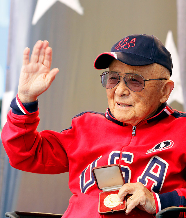 Sammy Lee was the first Asian American to win Olympic gold. Lee, now 81, won back-to-back platform diving titles in 1948 and 1952.