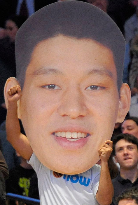 Linsanity strikes New York.