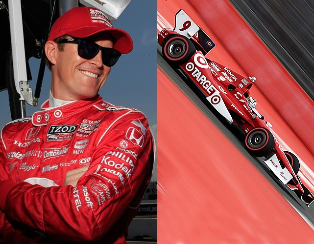 The 2008 Indianapolis 500 winner returns to the Indianapolis 500 sixth in points. He drives for the powerful Target/Chip Ganassi Racing team, which also includes Dario Franchitti. Dixon has 27 career victories including 26 in the IZOD IndyCar Series and has one win, two podiums, four top-five and seven top-10 finishes in nine Indianapolis 500 starts. He is on an impressive streak with finishes of sixth, second, first, sixth and fifth since 2006. Dixon led 73 laps last year before finishing fifth. Dixon is cold and calculated on the racetrack and is one of the cleanest drivers in the sport despite arriving in IndyCar in 2003 as a very aggressive racer. Chevrolet engines have won the first four events since engine competition returned to the series, but it may be time for Dixon and his Honda engine to leap to the forefront of the race. Dixon starts on the outside of Row 5 after qualifying 15th with a four-lap average of 223.684 mph.