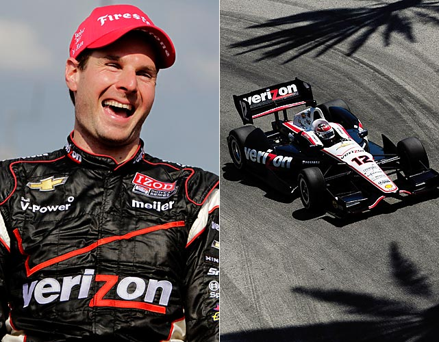 "With a three-race winning streak to his name, Will Power is the hottest driver in IndyCar heading into the Indianapolis 500. But only one of his 18 career wins (16 in IndyCar) has come on oval racetracks and that came last year in one of the twin races at Texas Motor Speedway, a unique doubleheader. Power's career record at Indianapolis includes just one top-five and two top-10 finishes in four career starts. He was fifth in 2009 and eighth in 2010. But Power has to be considered one of the favorites based on his impressive skill and his current hot streak. His skill on street and road courses could suit him well at Indianapolis because this flat, 2.5-mile oval has four distinct turns, which rewards a driver adept at road courses. Plus, he drives for the winningest team owner in Indianapolis 500 history: Roger Penske, who has 15 victories in the ""World's Biggest Race."" Power starts in the middle of Row 2 after qualifying fifth with a four-lap average of 225.422 mph on Pole Day."