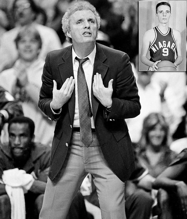 Few are more closely associated with the NBA than Hubie Brown, who remains a top broadcaster for ESPN at the age of 78. In this gallery, we take a look at the Basketball Hall of Famer over the years, starting with Brown pleading his case to the refs as the Knicks coach during a 1984 game against the Celtics.