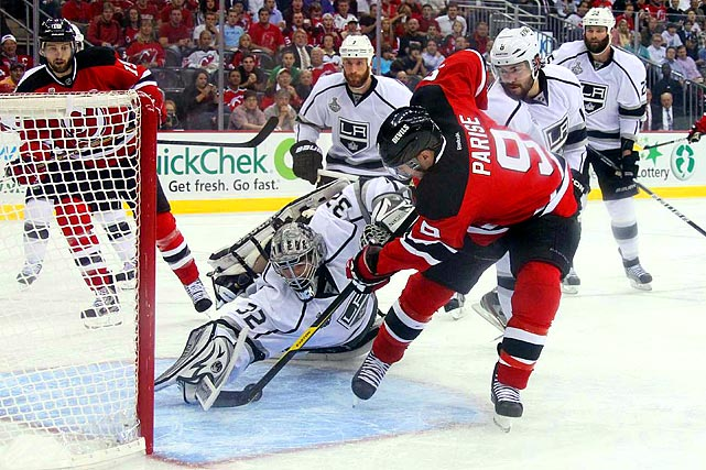 After backing into the playoffs with two losses to end the regular season, the Kings became the first eighth-seeded team to knock off a one (Canucks), two (Blues) and three (Coyotes) en route to the Stanley Cup Final and then win the chalice. Meanwhile, in the Eastern Conference, the sixth-seeded New Jersey Devils became surprise finalists by upsetting the favored Flyers (5) in the second round and Rangers (1) in the third. Here's a look back at how some of the NHL's other dark horse playoff teams have fared in their quest for the Cup.