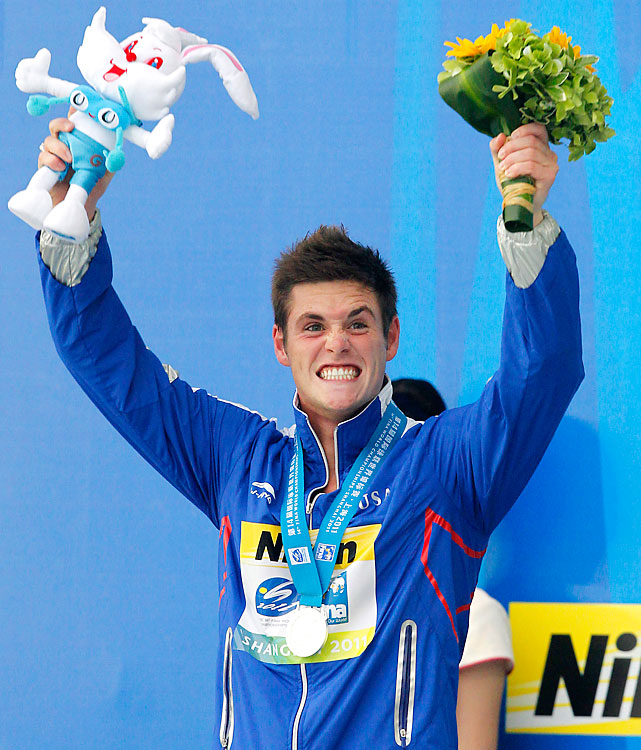 Boudia is one of only two divers at the Olympic trials (June 17-24, Federal Way, Wash.) who owns an individual world championship medal. The 2011 world silver medalist will be an overwhelming favorite to win the men's platform. The top two finishers in every individual event will go to London. The winners in three synchronized events (men's platform and springboard, women's springboard) will also qualify for the Olympics. Boudia, who was 10th at the 2008 Olympics, is the best hope to end the U.S. diving medal drought at the Olympics, dating back to 2000.