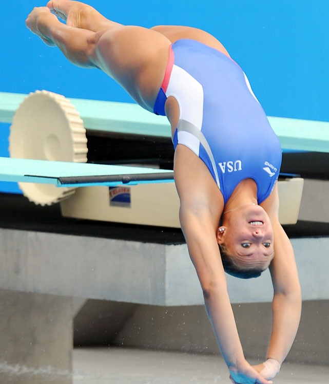 Bryant made the 2008 Olympic team in the synchro and got fourth with Ariel Rittenhouse. She was fifth individually at the 2008 trials but should finish higher this time. Bryant placed seventh at both the 2011 world championships and the 2012 USA Diving Grand Prix, the No. 2 American to Loukas at both international meets. Bryant could also return to the Olympics in synchro with partner Abby Johnston.