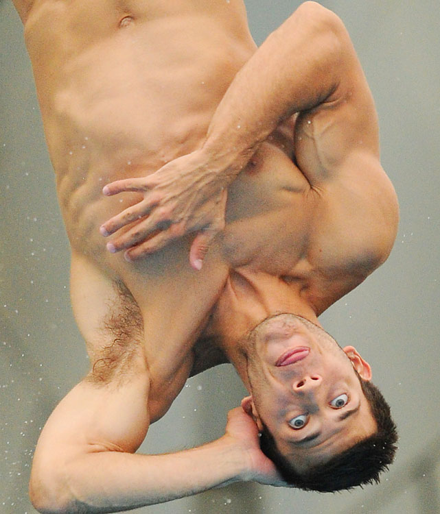 McCrory is a Duke student and Boudia's partner in the synchronized platform. He and Boudia placed fifth together at the 2011 world championships, where McCrory also placed sixth individually. McCrory was fourth at the 2008 Olympic trials as a 16-year-old.