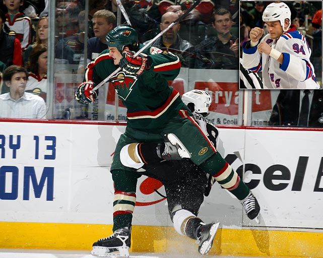 The 28-year-old enforcer for the New York Rangers was found dead in his Minneapolis apartment. The cause of death remains unknown as of May 16 and an autopsy has been ordered. Boogaard suffered a season-ending concussion on Dec. 9, and his family plans to donate his brain to Boston University researchers who are studying brain disease in athletes.