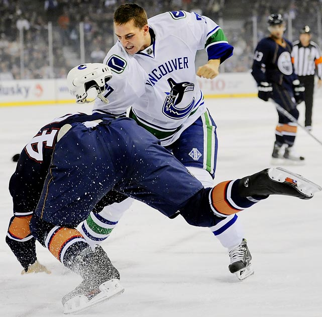 Rypien was found dead in his Alberta home in August 2011.  There was no immediate word on the cause of death.  Rypien, who was 27, spent parts of six seasons with the Canucks organization.  He played only nine games with Vancouver last season and spent most of the year dealing with personal issues.  Rypien signed a one-year deal with the Jets worth $700,000. He had nine goals, seven assists and 226 penalty minutes over 119 career NHL games with the Canucks.
