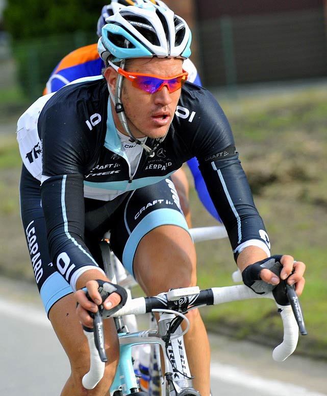 The 26-year-old Belgian cyclist died after a downhill crash in which he lost control of his bike in a mountain pass during the third stage of the Giro d'Italia.