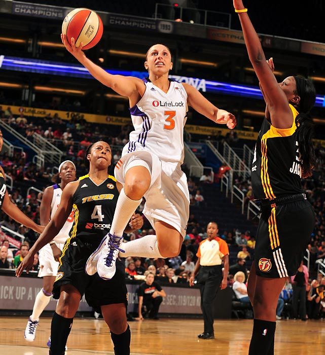 Veteran Diana Taurasi will put the weight of the Phoenix Mercury on her shoulders, as fellow veteran Penny Taylor fell victim to a season-ending knee injury in April. Taurasi had a team-high 21.6 points per game last season, and she will need to keep that number high in 2012 if her team wants a playoff run.
