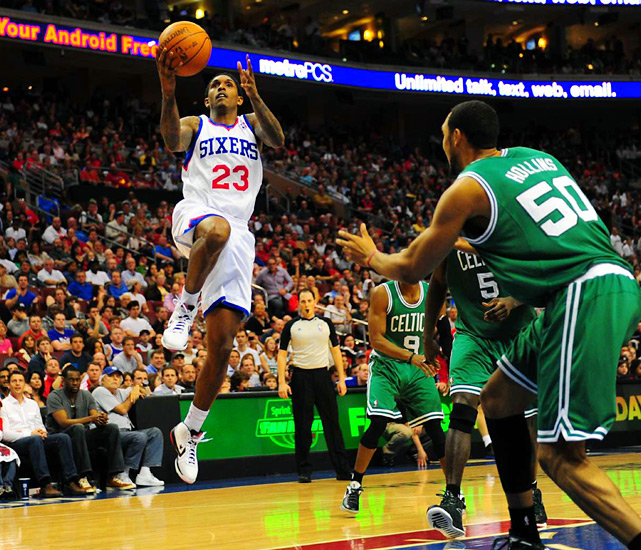 Age:  25    Position:  Point Guard   2011-12 Team:  76ers    2011-12 Stats:  14.9 ppg, 3.5 apg, 0.8 spg, 40.7 FG%  Skinny:  Williams opted out of the final year of his contract after averaging almost 15 ppg off the bench. Despite his production, Philly may not retain him due to an already-crowded backcourt.
