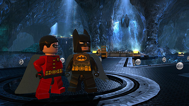 Another Lego game?!? At first blush, Lego Batman 2 seems like the retread that you're almost certain that it is, again borrowing Danny Elfman's unforgettable soundtrack from the Tim Burton movie. It all feels like the same thing all over again until... the characters talk! Not mumbling and gesturing (though they occasionally do that as well for comic effect), but full voice acting. The decision to bring the series into, well, the '90s actually gives the entire Lego brand a new charge. The storytelling is more substantive, the blocks seem more realized and the whole experience feels freshened.  The core gameplay is the same: play through a campaign mode to unlock characters, suits and free play levels, then play them again and again as you develop the ability to get to new areas in the map and unlock yet more characters and suits and acquire endless numbers of Lego studs, which always function as the in-game currency in these games. There are vehicle levels, new DC heroes, lots of villains, awesome local multiplayer and the familiar, non-violent Lego fun that has carried this series for this long. The inevitable Lego Lord of the Rings should be awesome.  Score: 8 out of 10