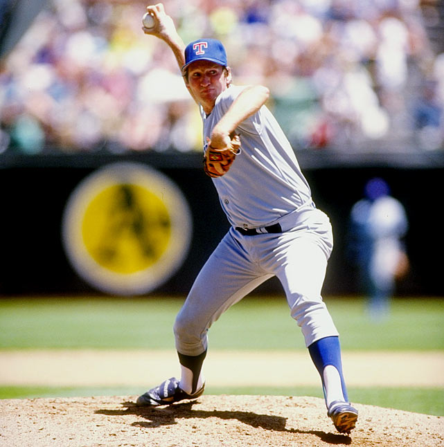 """Like Tim Wakefield, Charlie Hough's fortunes were reversed when he learned to throw a knuckleball in the minor leagues. The knuckler helped him last 25 seasons in the majors as a pitcher and four more as a pitching coach. A reliever for the beginning of his career and a starter for the rest of it, Hough became famous for his """"dancing knuckler,"""" which helped him onto the 1986 AL All-Star team, his only selection to the Midsummer Classic. Hough led all pitchers with 17 complete games in 1984 and ranks 82 nd  all-time in career wins with 216, tied with Wilbur Cooper and Curt Schilling. He also lost 216 career games and finished with a 3.75 ERA."""