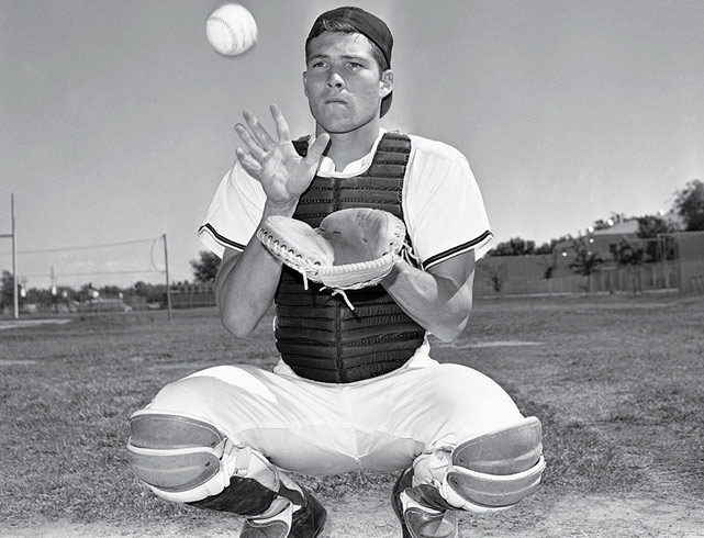 "In baseball's first amateur draft, the Mets chose Chilcott one spot before the Kansas City A's selected Arizona State prospect Reggie Jackson. While Jackson soon became, it was once said, a ""superduperstar"" who wound up in the Hall of Fame, Chilcott never even reached the majors and he played just 22 games in Triple-A. He had seemed to be a dream prospect -- a power hitting catcher with a 5'11"", 185-pound frame and a hose for an arm. But a chronic shoulder issue and a shin infection, among other maladies, helped prevent him from reaching his potential near his full potential. He retired at 24 after seven seasons (spent mostly in A-ball), during which he hit .248 with 39 home runs for the Mets, Yankees and Expos organizations."