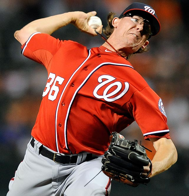 Tyler Clippard got three straight outs for his 12th save in 13 tries.  Over the weekend, Nats manager Davey Johnson said he'll keep Clippard in that role when last year's closer, Drew Storen, returns around the All-Star break.