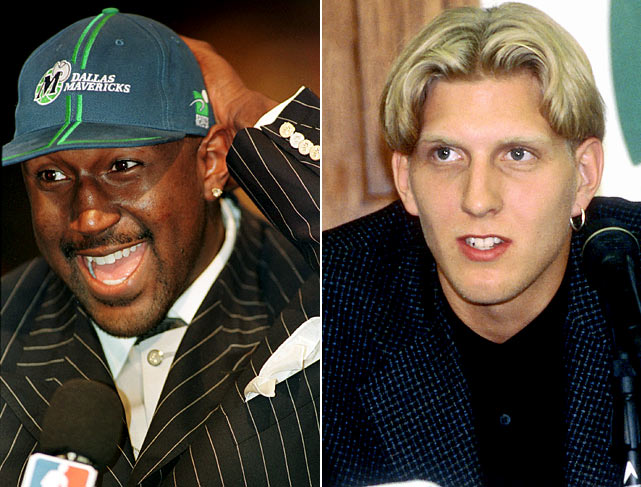 The Bucks gambled on the known quantity Traylor was at Michigan over the relatively new influx of foreign players of which Nowitzki was a part. Traylor averaged 4.8 points and 3.7 rebounds per game and was out of the league in seven years. Nowitzki finished third in the MVP vote after his 7th year and won the award two seasons later. He also has made 11 appearances as an All-Star, won a championship and established a new paradigm as a stretch power forward.