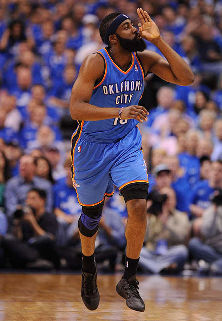 James Harden was one of the most recent additions to the pool of finalists for the team roster.  He averaged almost 17 points per game this season, and has been exceptionally clutch during the Thunder's postseason run to the Finals.  Even though he is the Sixth Man of the Year for Oklahoma City, Harden would start on almost any other team in the NBA.