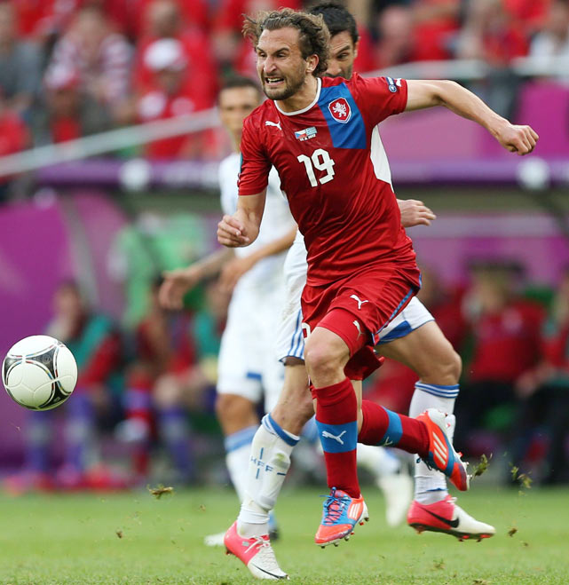 After a disheartening 4-1 loss to open the tournament, the Czechs came out firing in their second game, scoring two goals in the first six minutes en route to a 2-1 victory over Greece. Though Petr Cech allowed a second half goal after an uncharacteristic flub, the Greeks could not create a threatening scoring chance the rest of the match.