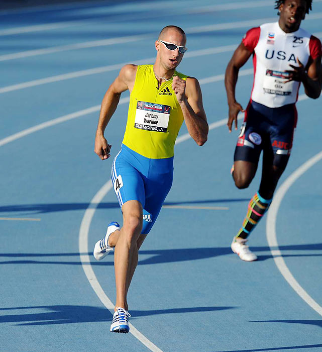 After medaling in the 400 meters in consecutive Olympics (he won gold in 2004, silver in 2008), the 28-year-old Texan will try to get back on top in a field of mostly American hopefuls. A second-place finish to rival LaShawn Merritt in Beijing -- the two run together on the two-time defending gold-medal 4x400 men's relay team -- puts Wariner's event dominance into question, but it should make for an intriguing quarter mile in London ... if they both make it there.