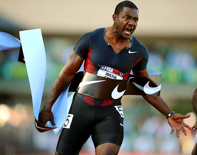 Banned from competing in the 2008 Games in Beijing because of a second positive test for doping, Gatlin returns to the track looking to recapture the form that earned him a 100-meter gold medal in 2004.  Like Tyson Gay and Walter Dix, the 30-year-old Gatlin is one of the few sprinters with a legitimate chance of competing with Jamaica's Usain Bolt in both the 100 and 200. He has looked strong in competitions since the end of his four-year suspension in 2010, and, in 2012, he has already posted times near his personal best from the Athens Games.