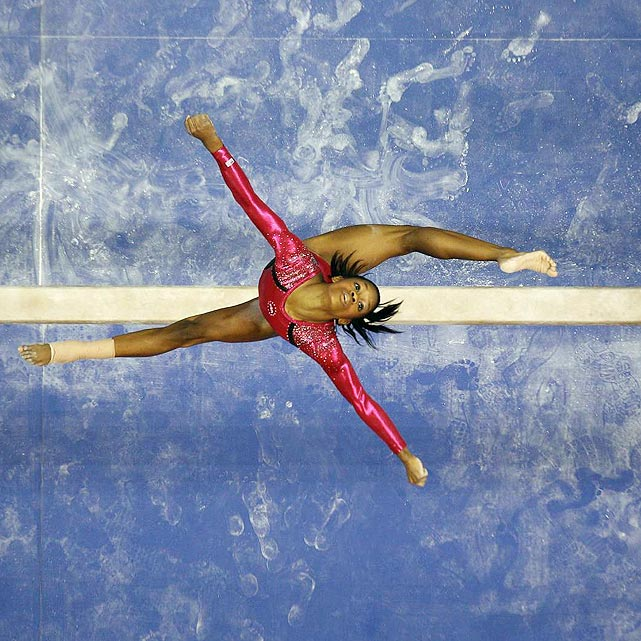 "Nicknamed ""The Flying Squirrel"" for her ability to reach unreal heights in her routines, Gabby Douglas took first place at the Olympic Gymnastics Trials, defeating rival-teammate Jordyn Wieber for the all-around crown. Months earlier, at worlds, it was Wieber who took the all-around title. The pair will renew their rivalry in London."