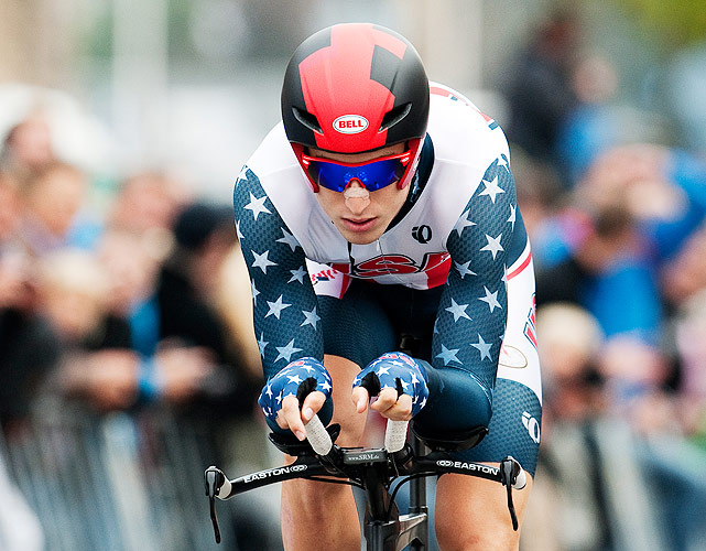 Phinney comes from a successful racing family: both his mother and father are former Olympic medalists. The only American male competing in the London individual time trial, Phinney hopes to keep his family's gold medal tradition alive in London. At the 2008 Olympics, Phinney finished seventh in the individual pursuit. This year, Phinney, having trained longer and harder, is ready to fight for gold.