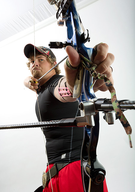 The No. 1 archer in the world and the first American to win three consecutive World Cups, Ellison is looking to improve on his second-round exit at the 2008 Beijing Games this time around in London. If the 23-year-old Arizonan -- who dons a pink bow in support of breast cancer research -- is to do so, he will surely have to defeat the South Koreans, a dominant power within the sport.