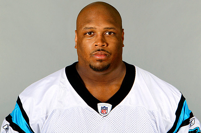 The Panthers signed Ron Edwards to a three-year deal last summer, hoping Edwards could provide some quality beef in the middle of the defensive front. During his very first practice with his new team, though, Edwards sustained a torn triceps injury that cost him all of 2011. Set to be 33 when his 11th NFL season begins, there are doubts Edwards will provide the depth the Panthers' defensive line needs. But with no help coming at defensive tackle this offseason, he'll have to bring something.