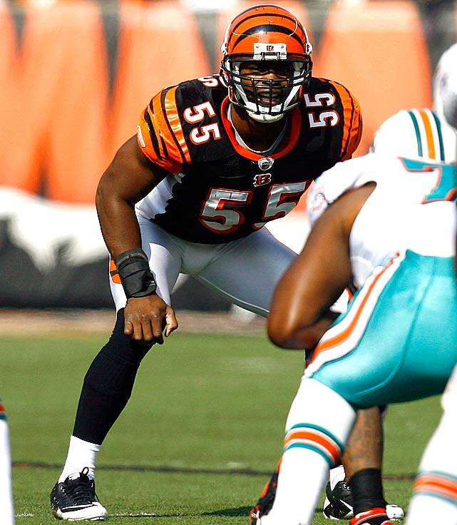 The Giants opted to acquire Keith Rivers from the Cincinnati Bengals in exchange for fifth-round draft pick to help fill their holes at linebacker. Rivers had four injury-filled seasons with the Bengals, including 2011, when he missed the whole season with a wrist injury. But the linebacker hopes to have a fresh start in New York, and the Giants view him as a versatile option, with the potential to start.