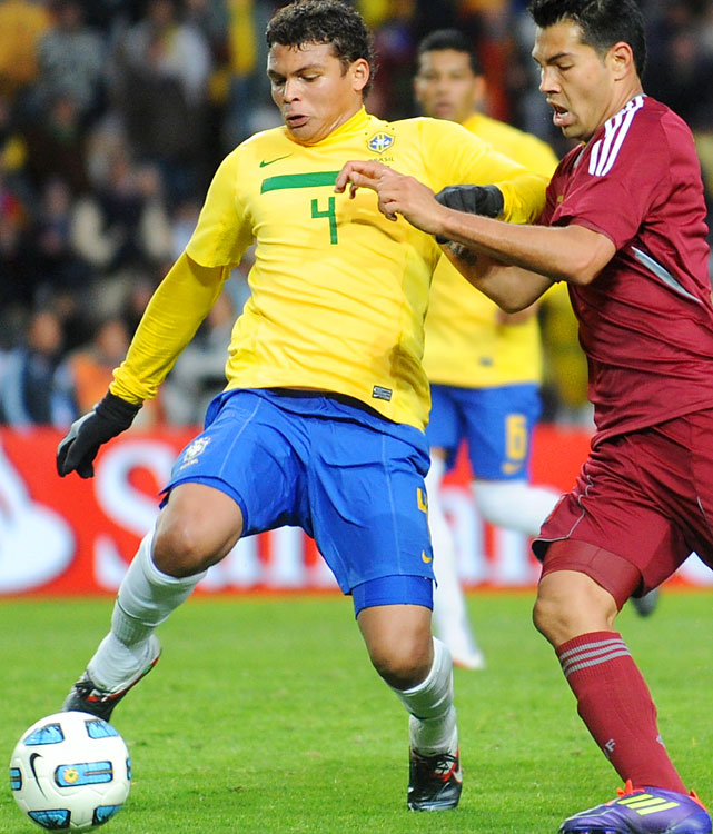 The recent Paris Saint-Germain signee is the oldest member of the Brazilian Olympic team at 27. He was also an over-age player on the 2008 Olympic team (with Ronaldinho), where Brazil won bronze.