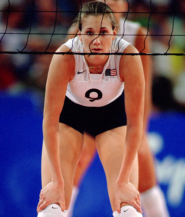 Walsh is going to her third straight Olympics as a beach volleyball player in London. But her first Games appearance came indoors. Walsh and the U.S. women were fourth in Sydney.