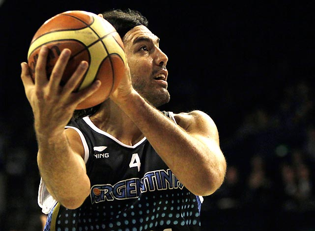 One of the most prolific scorers in Argentine basketball history and the newest member of the Phoenix Suns will play in his third -- and possibly last -- Olympics in 2012. Scola has never struggled to put the ball in the basket in international play; he broke two Argentine national team records at the FIBA World Cup in 2010 (top overall scorer and most points scored in one game).