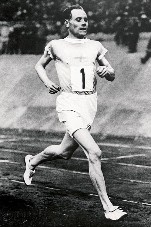 Finnish distance runner Paavo Nurmi made his debut in 1920 in Antwerp, Belgium.  He participated in four events, taking home gold in three and a silver in the other.  That kick-started an unbelievable dominant streak, resulting in nine gold medals and three silvers.
