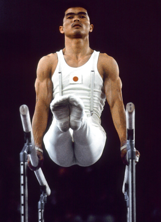 Kato reigned during a dominant era for Japanese gymnastics, when they won back-to-back team gold medals.  Kato still holds the record for most gold medals by any Olympian male gymnast (8).