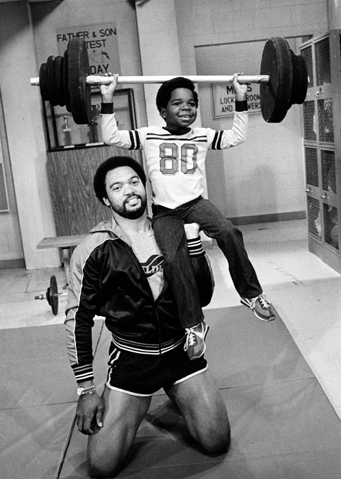 "In addition to appearing on ""The Love Boat"", Jackson also guest-starred in an episode of ""Diff'rent Strokes""."
