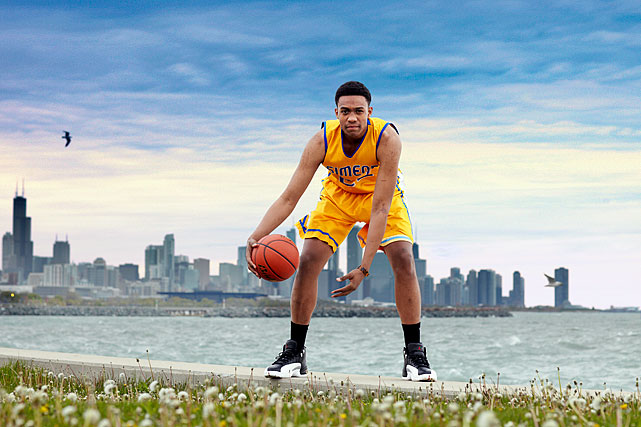 One of the most intriguing recruits in the Class of 2013 and a player whom Sports Illustrated labeled the best H.S. star since LeBron James, Jabari Parker has been courted by college basketball's best for years. But unlike other recruits, Parker flown surprisingly under the radar. One of his only hints came in July when he released a list of 10 schools that have piqued his interest: BYU, DePaul, Duke, Florida, Georgetown, Kansas, Kentucky, Michigan State, North Carolina and Stanford.