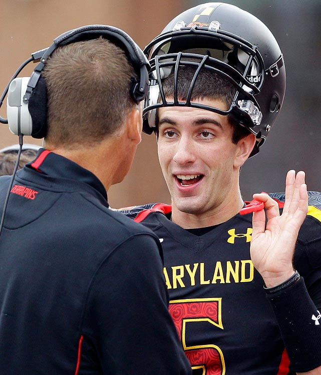 They are the moves that will help to shape the 2012 college football season. From the transfers of key players to a true freshman being named starting QB for a top 25 team, these are some of the gutsiest preseason decisions.  The ACC Rookie of the Year for Maryland in 2010 when he threw for 2,438 yards and 22 TDs, Danny O'Brien struggled last season under first-year coach Randy Edsall, tossing 10 interceptions to seven touchdowns in nine games. Because he graduated from Maryland in three years, he still had two years of eligibility remaining, and after visits to Ole Miss, Penn State, Vanderbilt and Wisconsin, on March 28 chose the Badgers, where he'll team with Heisman finalist RB Montee Ball.