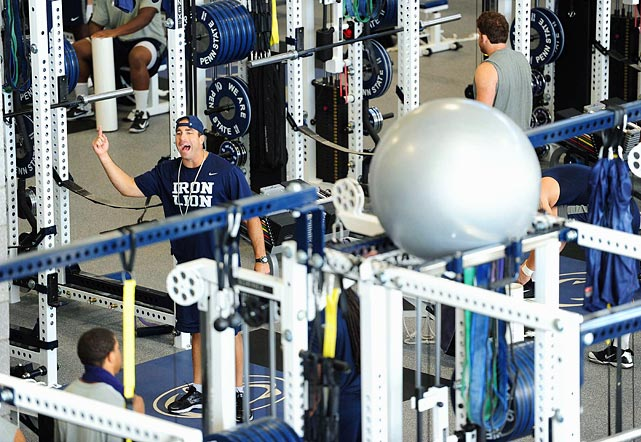 Craig Fitzgerald took over Penn State's strength program after three seasons at South Carolina. While Fitzgerald was there, the Gamecocks had the best three-year run in the program's history. Fitzgerald, a former Maryland tight end and defensive end, also ran the strength program at Harvard from 2005-09.