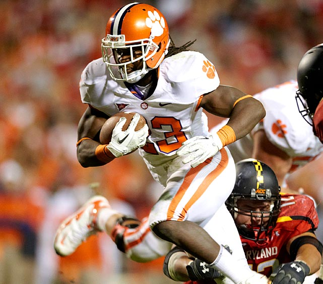 Despite a string of injuries, he ran for 1,178 yards and 11 touchdowns last season.