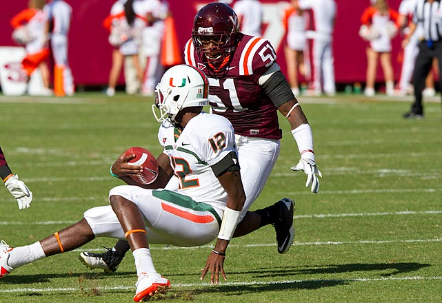 Taylor registered 53 tackles and five sacks despite missing six games with a foot injury last year.