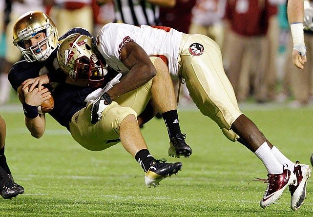 Joyner had a team-high four interceptions to go along with 54 tackles a year ago.