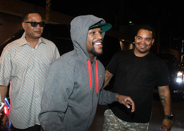 Mayweather, the No. 1 boxer in  SI.com's pound-for-pound ratings , was released from a Las Vegas jail on Aug. 3 after serving two months of a three-month sentence in a misdemeanor battery case.